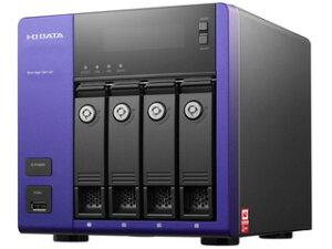 I・O DATA/アイ・オー・データ Windows Storage Server 2012 R2 Workgroup Edition搭載 4ドライブモデルNAS 4TB HDL-Z4WM4C2