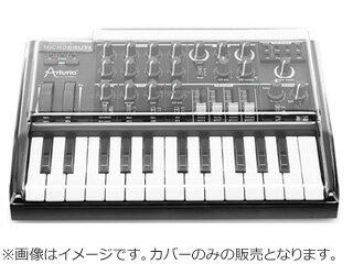 ピアノ・キーボード, その他 DECKSAVER DSLE-PC-MICROBRUTE DSS-Arturia-MicroBrute