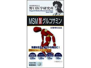 明治薬品 野口 MSM配合グルコサミン(360粒)