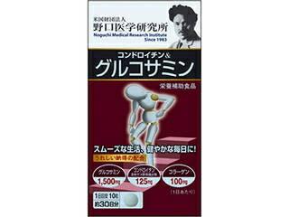 明治薬品 野口 コンドロイチン&グルコサミン(300粒)