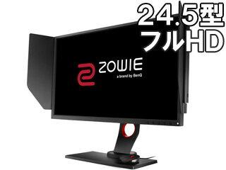 BenQ/ベンキュー TNパネル採用 フルHD24.5型ワイドゲーミングディスプレイ ZOWIE 240Hz DyAc技術 XL2546 アイシールド付き