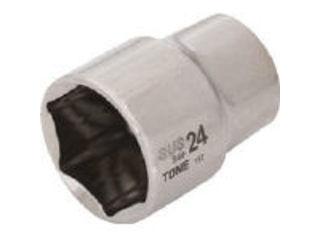 締付工具, ソケットレンチ用ソケット TONE SUS 22mm S4V-22