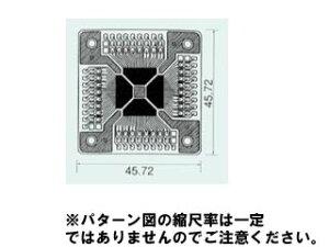 0.5mmピッチ36〜100ピン用Sunhayato/サンハヤト QFP-53 QFP IC変換基板