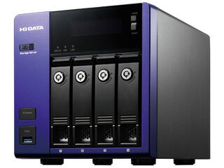 I・O DATA/アイ・オー・データ 【キャンセル不可】Windows Storage Server 2016 Workgroup Edition 4ドライブ法人NAS 32TB HDL-Z4WQ32D