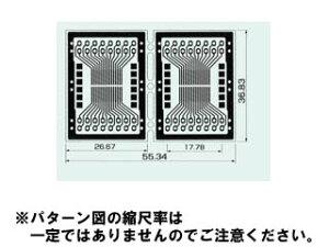 0.65mmピッチMAX.32ピン用Sunhayato/サンハヤト SSP-61 SOP IC変換基板