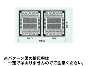 0.65mmピッチMAX.80ピン用Sunhayato/サンハヤト SSP-62 SOP IC変換基板