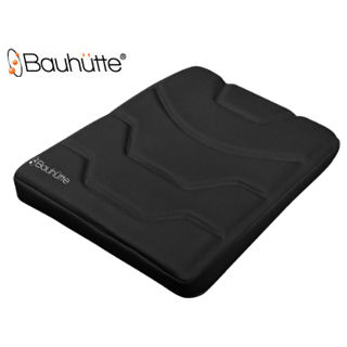 Bauhutte/バウヒュッテ BC-100G-BK ゲーミング座布団 (ブラック)