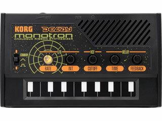 ピアノ・キーボード, モジュラーシンセ KORG 11monotron DELAY Analogue Ribbon Synthesizer