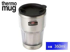手触り落ち着くタンブラー、カラーも豊富です♪容量360ml♪thermo mug/サーモマグ 7250-CL DXタ...