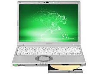 パソコン, ノートPC Panasonic 12.1PC Lets note SV8i5SSD512GBDVDOffice2019 CF-SV8KDRQR