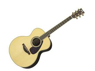 ギター, アコースティックギター  YAMAHA LJ6 ARE