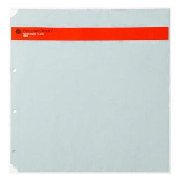 DELFONICS/デルフォニックス PDフォトアルバムリフィル粘着L スカイブルー 500178-310