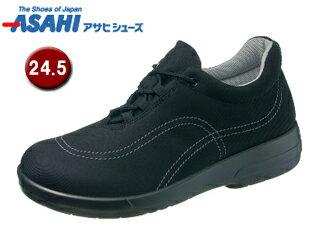 AF39541TDY3954トップドライゴアテックスウォーキングシューズ【24.5cm・3E】(ブラック)