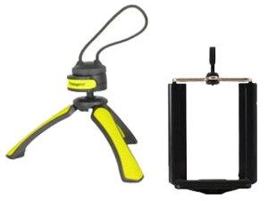 写真・動画撮影に対応できる小型三脚 Fotopro SY-310とスマホルダーのお買い得セット!KING/キ...