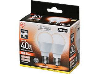 電球, LED電球 IRIS OHYAMA LDA4L-H-E17-4T52P E17 40W 2