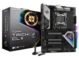 ASRock/アスロック Intel X299搭載ATXマザーボード X299 Taichi CLX