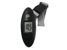 カシムラ NTI-178 携帯ラゲッジスケール 荷物用はかり (ブラック)