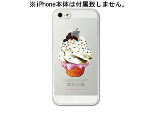 iPhoneクリアケース 5用 × Love cake【nightsale】 Collaborn/コラボーン Love cake iPhone5ケ...