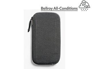 Bellroy/ベルロイ オールコンディション フォンポケット プラス 【WCH】 織布タイプ ※天然のレザーを使用しておりますので、多少のシワなどがある場合がございます。予めご了承ください。 スマートフォン 現金 防水 財布 YKK アクティブ スキー サーフィン