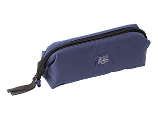 MIDORI/ミドリ ペンケース(M) 帆布 紺 91802559