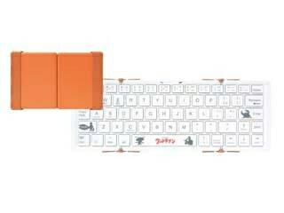 3E スリーイー Bluetooth Keyboard 【NEO】 科学特捜隊 3E-BKY8-UL3画像