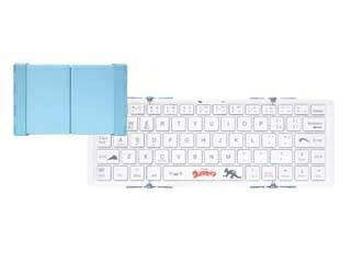3E スリーイー Bluetooth Keyboard 【NEO】 ウルトラ警備隊 3E-BKY8-UL4画像