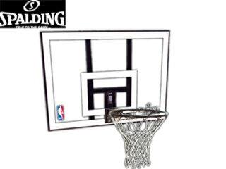 SPALDING/スポルディング 79484CN NBAコンボ 家庭用バスケットゴール 【沖縄・離島不可】【日時指定不可】商品になります。:エムスタ
