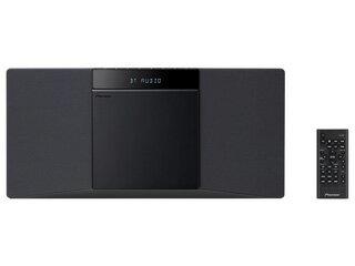 PIONEER/パイオニア X-SMC02(B)(ブラック) スタイリッシュCDミニコンポ