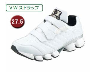 HI-GOLD/ハイゴールド PU-3300 トレーニングシューズ 【27.5】(ホワイト×ホワイト)