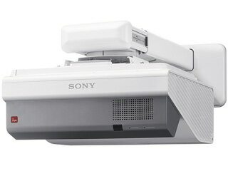 SONY/ソニー 超短焦点型液晶データプロジェクター WXGA 3300lm VPL-SW631