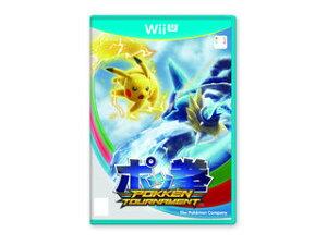 ポケモン ポッ拳 POKKEN TOURNAMENT【Wii U】