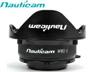 【Nauticam/ノーティカム】 Fisheye/フィッシュアイ 20803 NA ワイドコンバージョンレンズ WWL-1