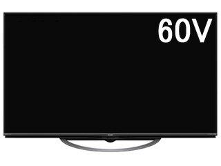 SHARP/シャープ 4T-C60AJ1 AQUOS/アクオス 60V型4K液晶テレビ