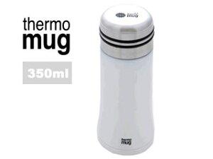 thermo mug/サーモマグ SV12-35-WH スマートボトル S(ホワイト)