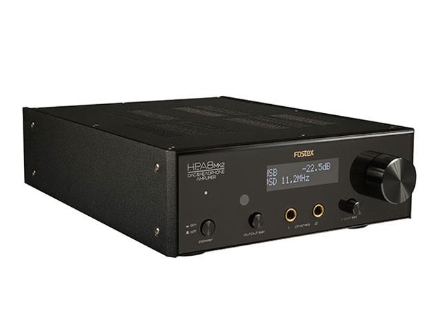 FOSTEX/フォステクス HP-A8 mk2 DAコンバーター&ヘッドホンアンプ (HPA8MK2)