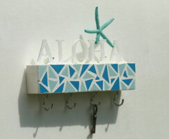 モザイクタイルキーフック(ALOHA-S)