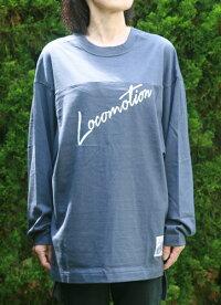 【Americana】Locomotion-T(ネイビー)