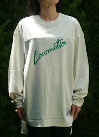 【Americana】Locomotion-T(アイボリー)
