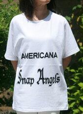 【Americana】Angels-T(ホワイト)