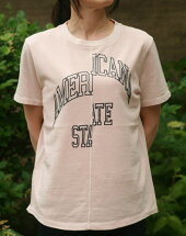 【Americana】AMERICANA-T(ピンク)