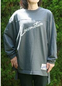 【Americana】Locomotion-T(ブラック)