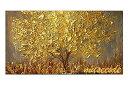 【絵画】【モダン】【手書き】【油絵】【自然画】【風景】【抽象】【壁掛け】【インテリア】『アートパネル』『パネルアート』1パネルSET グラデーション モノトーン ビビット クラシック 金運 風水 ヨーロッパ ゴールド 黄金 P1H058・・・
