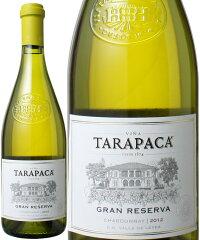 タラパカグラン・レゼルバシャルドネ[2008]<白><ワイン/チリ>