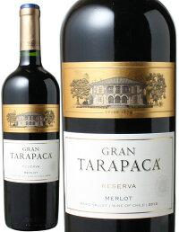 グランタラパカメルロー[2015]<赤><ワイン/チリ>※ヴィンテージが過去のものになる場合がございますのでご了承ください。