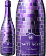 【ヤマト運輸で厳重梱包配送!】テタンジェ 限定ボトル ノクターン・パープル・エディション セック NV <白> <ワイン/シャンパン>