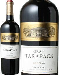 グランタラパカカルメネール[2015]<赤><ワイン/チリ>※ヴィンテージが異なる場合がございますのでご了承ください