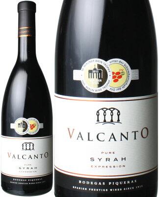バルカント シラー [2010] <赤> <ワイン/スペイン>