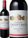 【送料無料】シャトー・クロワゼ・バージュ [2003] <赤> <ワイン/ボルドー>