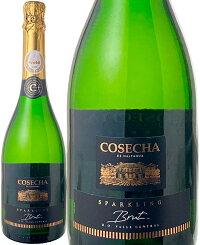 コセチャスパークリング・ブリュットNV<白><ワイン/スパークリング>