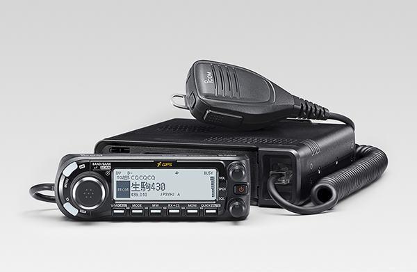 アマチュア無線機, ハンディー機  ID-4100D 50W D-STAR GPS